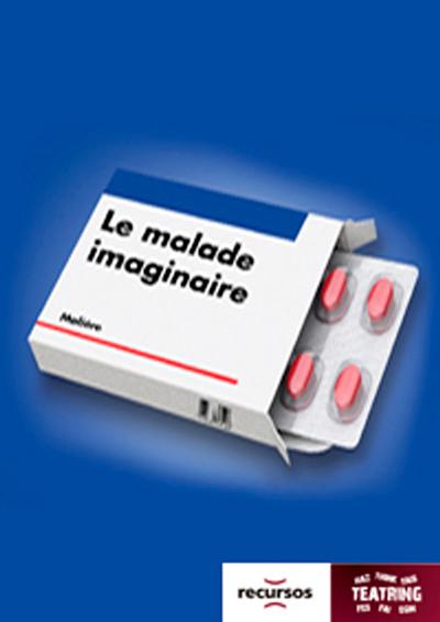 LE MALADE IMAGINAIRE de bricAbrac Teatro - teatro en francés