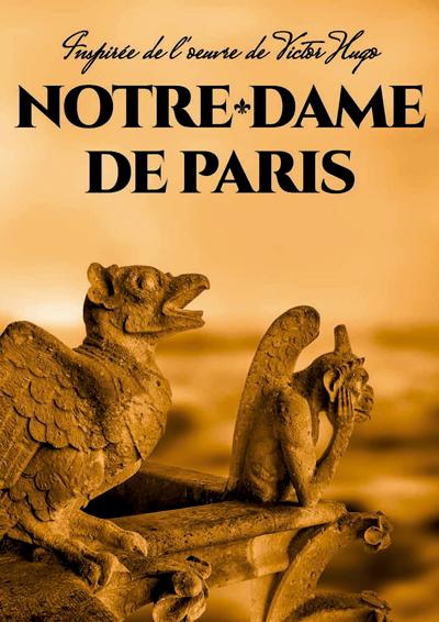 NOTRE-DAME DE PARIS de bricAbrac Teatro - teatro en francés
