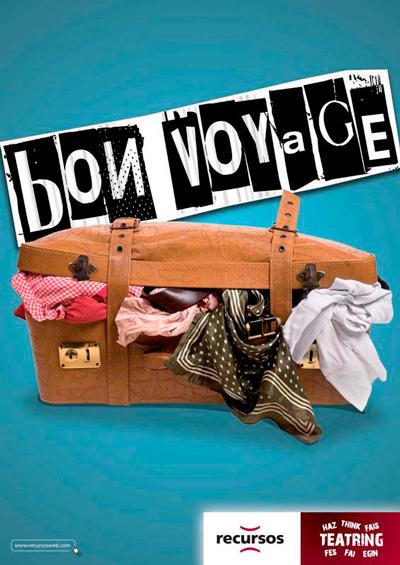 Bon Voyage de bricAbrac Teatro - teatro en francés