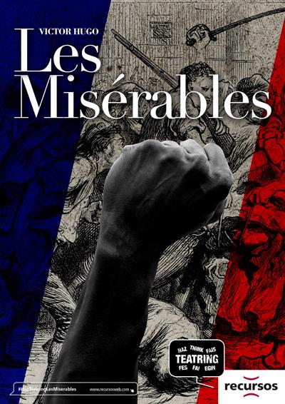 LES MISÉRABLES de bricAbrac Teatro - teatro en francés