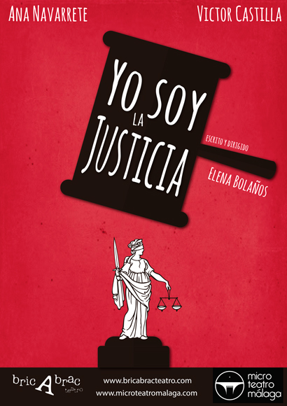 YO SOY LA JUSTICIA de bricAbrac Teatro