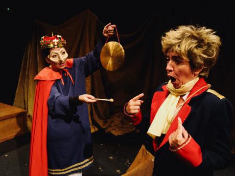 EL NUEVO PRINCIPITO de bricAbrac Teatro - Teatro familial