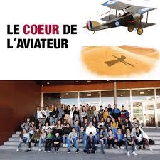 Crítica de LE COEUR DE L'AVIATEUR de bricAbrac Teatro del IES Sierra DE GRAZALEMA - Teatro en Francés