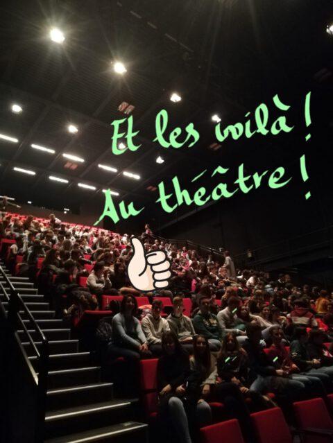 Crítica de LES MISÉRABLES de bricAbrac Teatro del IES Aljanadic - Teatro en Francés