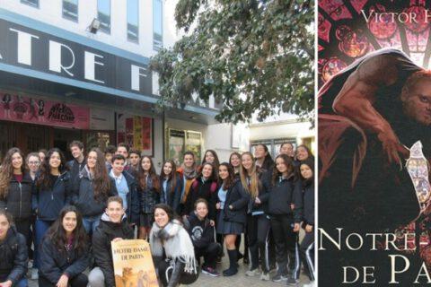 Crítica de NOTRE-DAME DE PARIS de bricAbrac Teatro del COLEGIO SAN PEDRO PASCUAL - Teatro en Francés