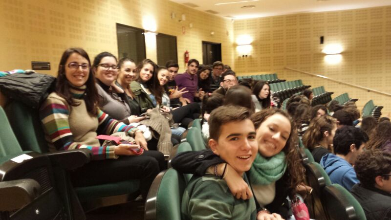 Crítica de PANIQUE EN CUISINE de bricAbrac Teatro del IES Gonzalo Nazareno - Teatro en Francés
