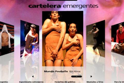 MUNDO POUBELLE de bricAbrac Teatro en La Revista Digital de la Escena 2008