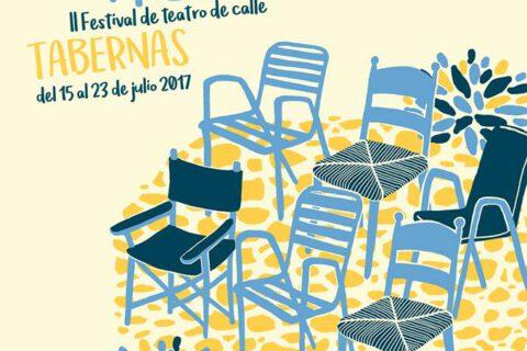 Fotos Er SHOW de la Bienve de bricAbrac Teatro en en Festical Teatro Al Fresco de tabernas