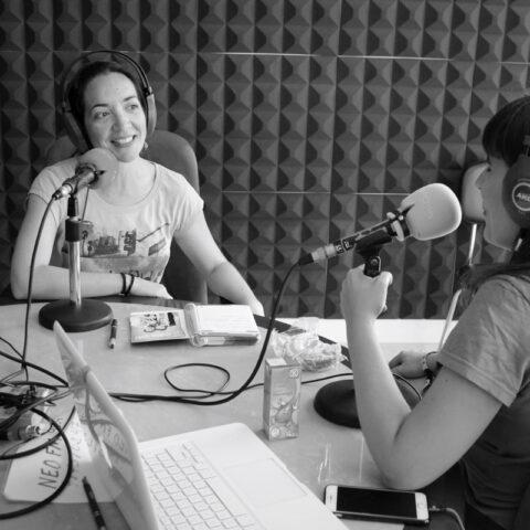 Entrevista de bricAbrac Teatro en El Desguace de la radio NEO FM Sevilla